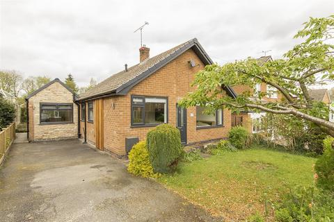 3 bedroom detached bungalow for sale - Cooke Close, Old Tupton, Chesterfield