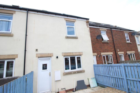 3 bedroom terraced house to rent - Ashfield Mews, Hazlerigg