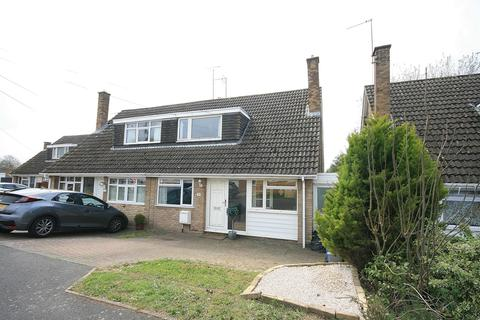3 bedroom semi-detached house for sale - Wantage Close, Hackleton, Northampton, NN7