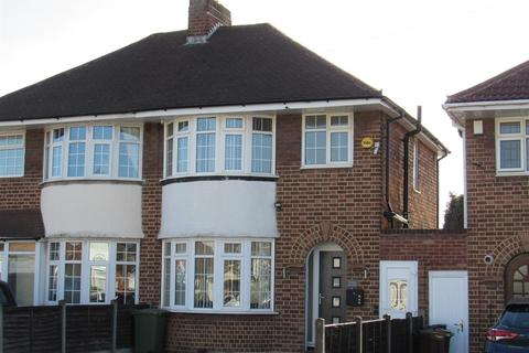 3 bedroom semi-detached house for sale - Marcot Road, Solihull
