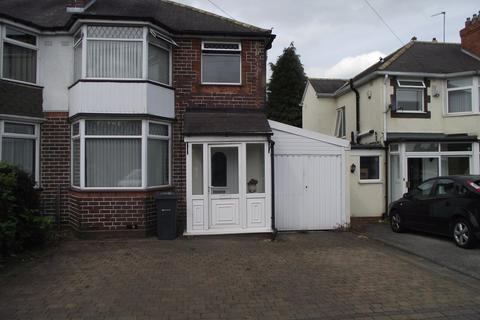 3 bedroom semi-detached house for sale - Bromford Road, Hodge Hill, Birmingham, B36