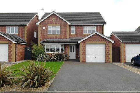 4 bedroom detached house for sale - Ewloe Heath, Buckley