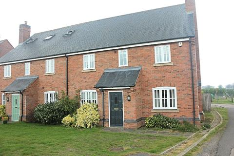 3 bedroom semi-detached house for sale - Marefield Lane, Tilton On The Hill, Leicester