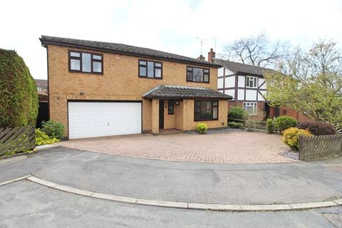 5 bedroom detached house for sale - Blackwell Close, Wigston