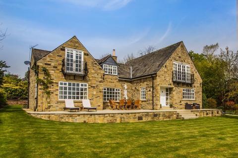 5 bedroom detached house for sale - Birks Lane, Woodsome Valley, Huddersfield