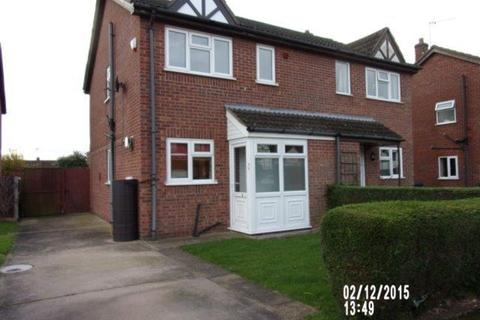 3 bedroom semi-detached house to rent - Pingle Close Coningsby