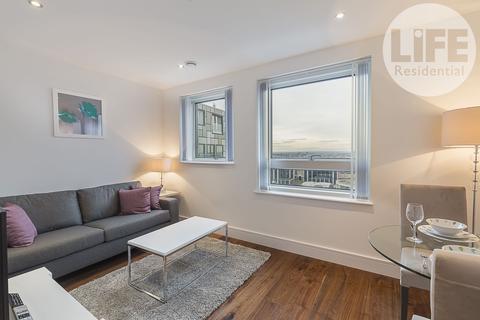 Studio to rent - Duckman Tower, 3 Lincoln Plaza, Canary Wharf, London, E14