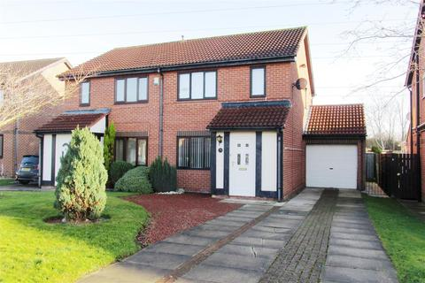 3 bedroom semi-detached house for sale - Monkridge, Newcastle upon Tyne