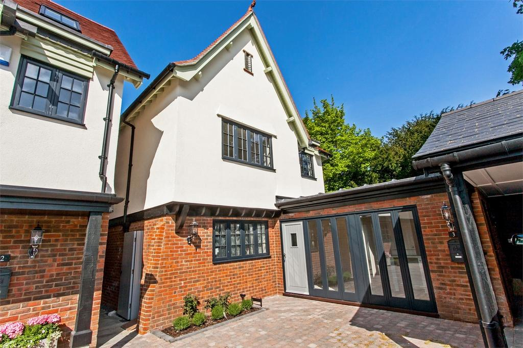 4 Bedrooms Detached House for sale in Alresford, Hampshire