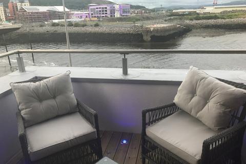 1 bedroom apartment to rent - Aurora, Trawler Road, Maritime Quarter, swansea