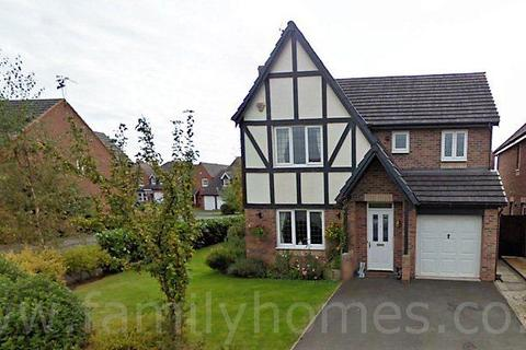 4 bedroom detached house to rent - Rendel Grove, Stoke On Trent