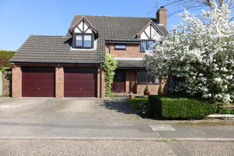 4 bedroom detached house for sale - Olympia Close, East Hunsbury, Northampton, NN4