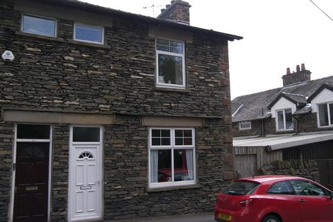 2 bedroom end of terrace house for sale - 25 Woodland Road, Windermere, Cumbria, LA23 2AN