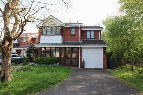 4 bedroom detached house to rent - Charlesworth Avenue Monkspath Solihull