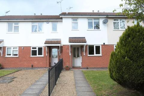 2 bedroom terraced house for sale - Broughtons Field, Wigston