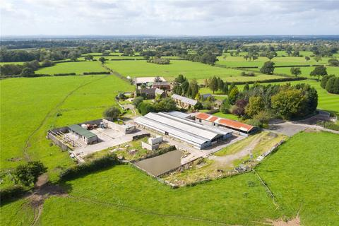 Farm for sale - Holmes Chapel Road, Over Peover, Knutsford, Cheshire, WA16