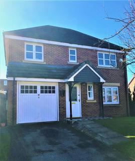 4 bedroom detached house to rent - Budworth Park, Hull
