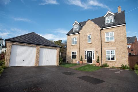 5 bedroom detached house for sale - Ivy Bank Close, Ingbirchworth, Sheffield, S36 7GT
