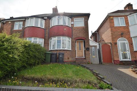3 bedroom semi-detached house for sale - Rednal Road, Kings Norton , Birmingham, B38