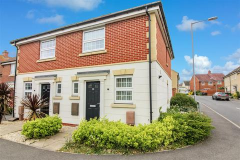 2 bedroom semi-detached house for sale - Lord Nelson Drive, The Hampdens, Norwich, NR5