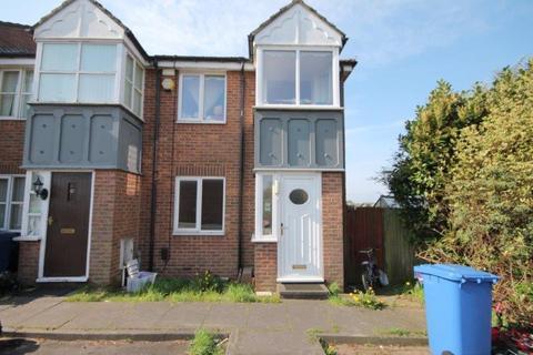 3 bedroom end of terrace house for sale - Abbotsmeade Close, Fenham, Newcastle Upon Tyne