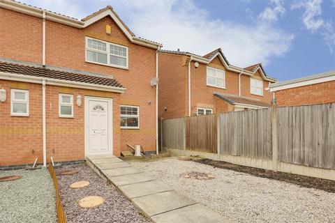 3 bedroom semi-detached house for sale - Violet Grove, Hucknall, Nottinghamshire, NG15 7TL