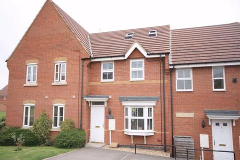4 bedroom terraced house to rent - Romulus Close, Wootton, Northampton, NN4
