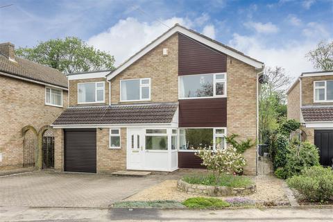 4 bedroom detached house for sale - Hillside Avenue, Silverstone, Towcester