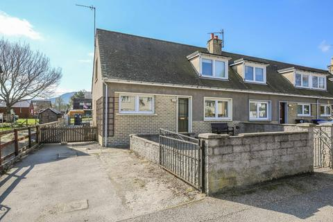 3 bedroom end of terrace house for sale - Morven Place, Aboyne, AB34