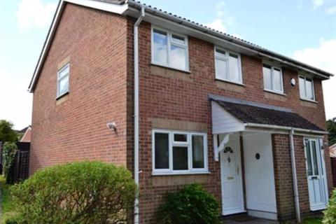3 bedroom semi-detached house to rent - Merryhill, West Hunsbury, Northampton