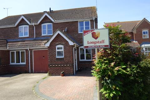 3 bedroom semi-detached house for sale - Whittle Close, Boston