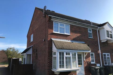 1 bedroom cluster house to rent - Oak Close Sandy Bedfordshire