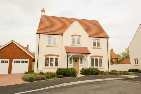 4 bedroom detached house for sale - Cranesbill Cresent, Charfield, GL12 8EH
