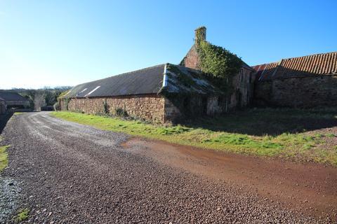 Plot for sale - Crowhill Farm Steading, Innerwick, Dunbar EH42 1QT