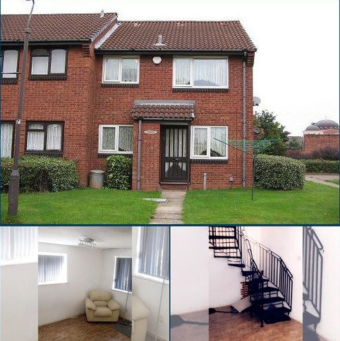 1 bedroom end of terrace house to rent - Monkswell close, Birmingham B10