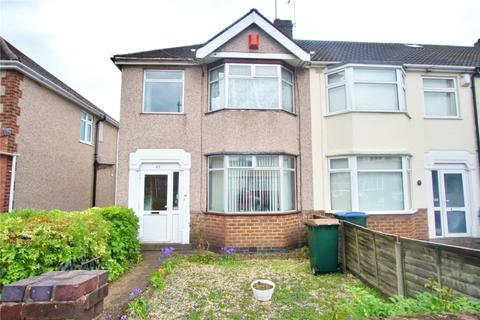 3 bedroom end of terrace house for sale - Benedictine Road, Cheylesmore, Coventry, CV3