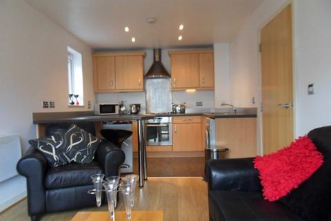 1 bedroom apartment to rent - Neptune Apartments, Phoebe Road, Copper Quarter, Pentrechwyth, Swansea.  SA1 7FL