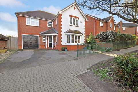 4 bedroom detached house for sale - Chancellor Avenue, Springfield, Chelmsford, CM2
