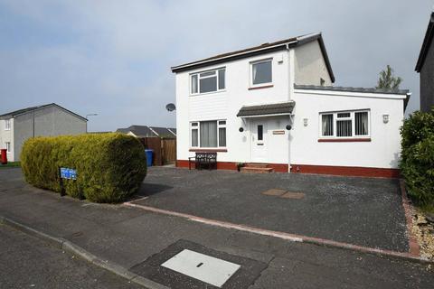 4 bedroom detached house for sale - 1 Finlay Avenue, East Calder, LIVINGSTON, , East Calder, EH53 0RP