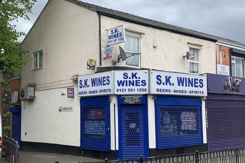Retail property (high street) to rent - Soho Road, Birmingham
