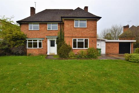 4 bedroom detached house for sale - Kingscote Road, Dorridge, Solihull, B93 8RA