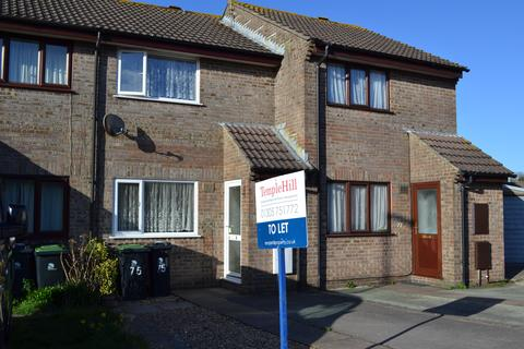 2 bedroom terraced house to rent - Alfred Road, Dorchester DT1