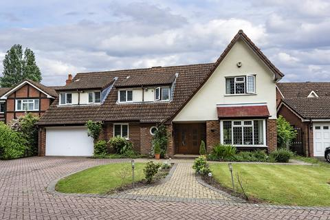 5 bedroom detached house for sale - Cheveridge Close, Solihull, West Midlands, B91