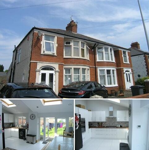 4 bedroom semi-detached house to rent - Rhydhelig Avenue, Heath, Cardiff
