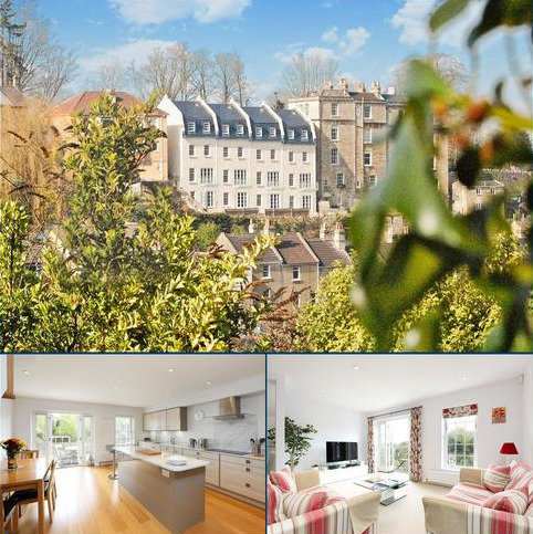 4 bedroom terraced house for sale - Wellsway, Bath, Somerset, BA2