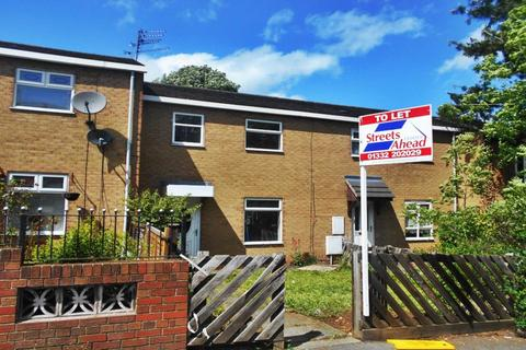 3 bedroom terraced house to rent - Stockbrook Street, Derby