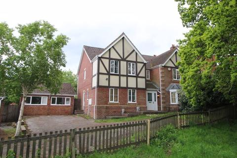 5 bedroom detached house for sale - Castle Wood, Chepstow, Monmouthshire, NP16