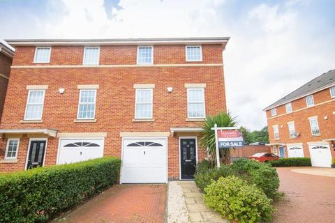 4 bedroom semi-detached house for sale - Songbird Close, Darley Abbey