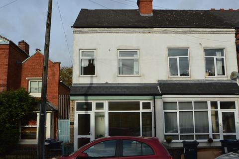 3 bedroom end of terrace house to rent - 26 Waterloo Road, Kings Heath B14 7SD