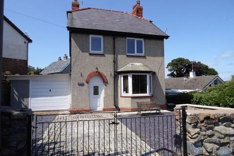 3 bedroom detached house for sale - Gilfach Road, Penmaenmawr